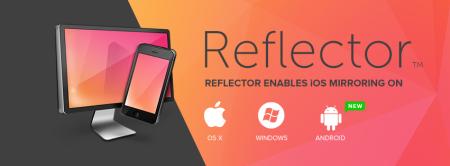 Reflector 1.3.3  Ekran paylaşımı