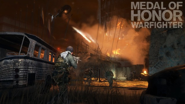 Medal of Honor Warfighter [FLT] - FULL Torrent