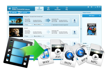 Aimersoft Video Converter Ultimate v5.5.1.0