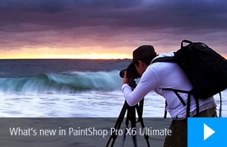Corel PaintShop Pro X6 v16.0.0.113