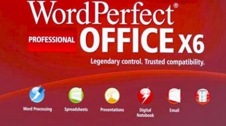 Corel WordPerfect Office X6 Professional SP2 v16.0.0.428