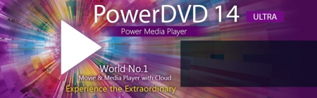 Cyberlink Power DVD Ultra 14.0.3917.58 Full