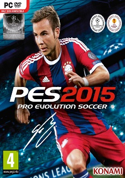 PES 2015 - Pro Evolution Soccer 2015 RELOADED